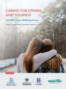Carer Wellbeing Survey 2021
